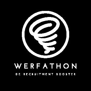 Transparant Logo Wit Werfathon
